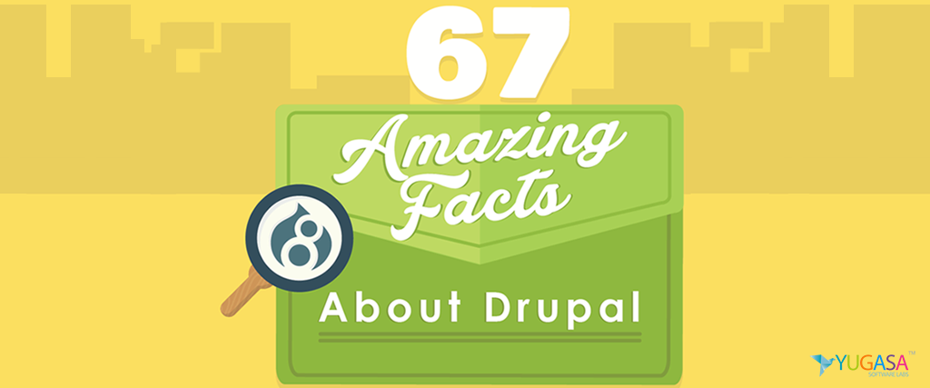 Amazing facts about Drupal