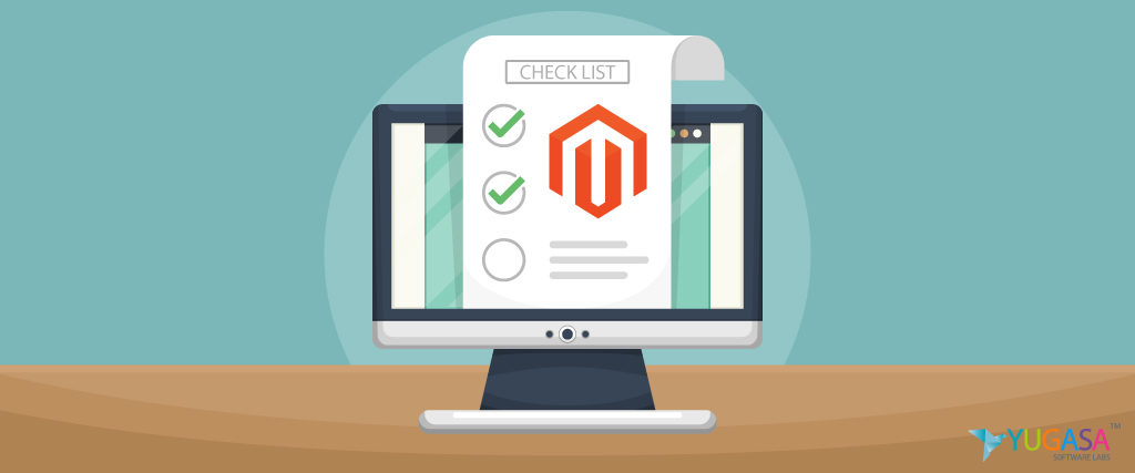 Checklist to test before launching your Magento store live: