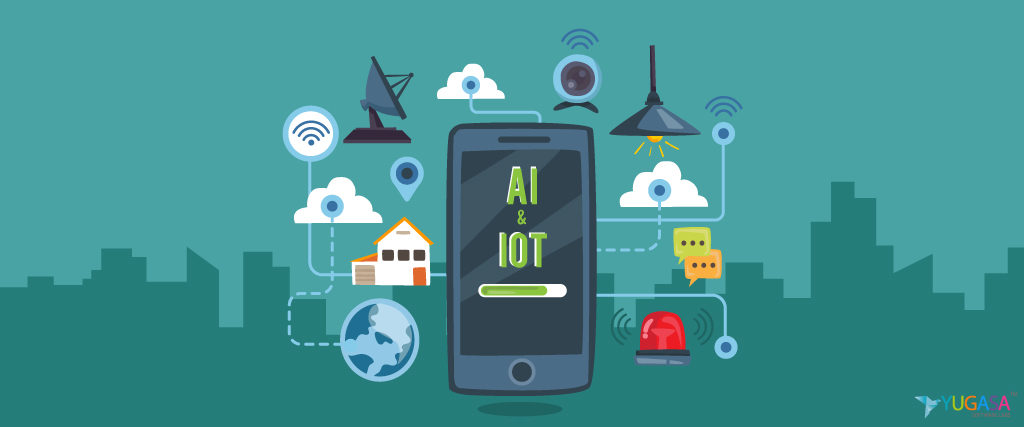 Ten industries which will have impact of IoT and AI the most