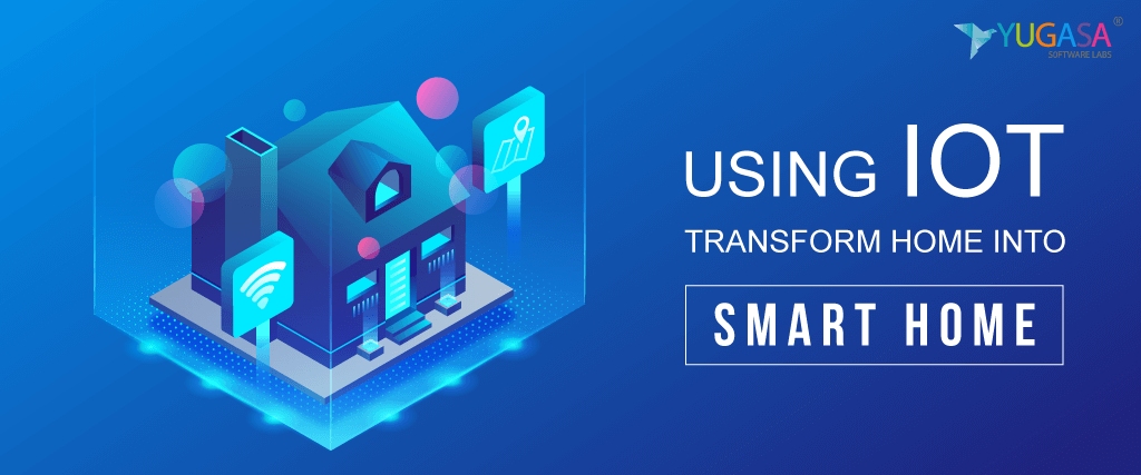 Transformation of Homes into Smart Homes using IoT