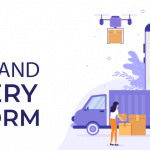 Create a carrier App for an On-Demand Delivery platform