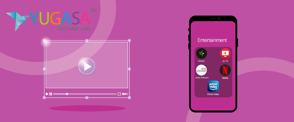 Top 5 OTT Apps for telecasting entertainment on TV in India
