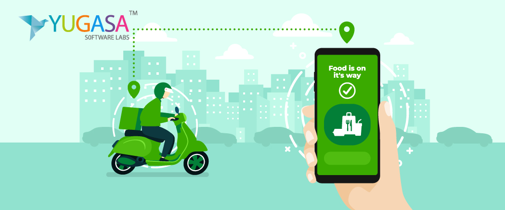 Top 5 On-Demand Food Delivery apps in India