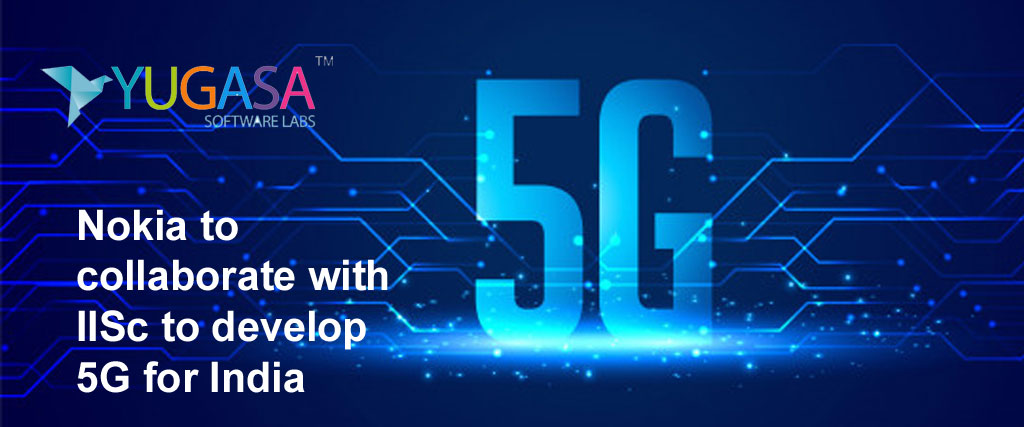 Nokia to collaborate with IISc to develop 5G for India