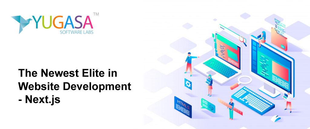 The Newest Elite in Website Development Next.js