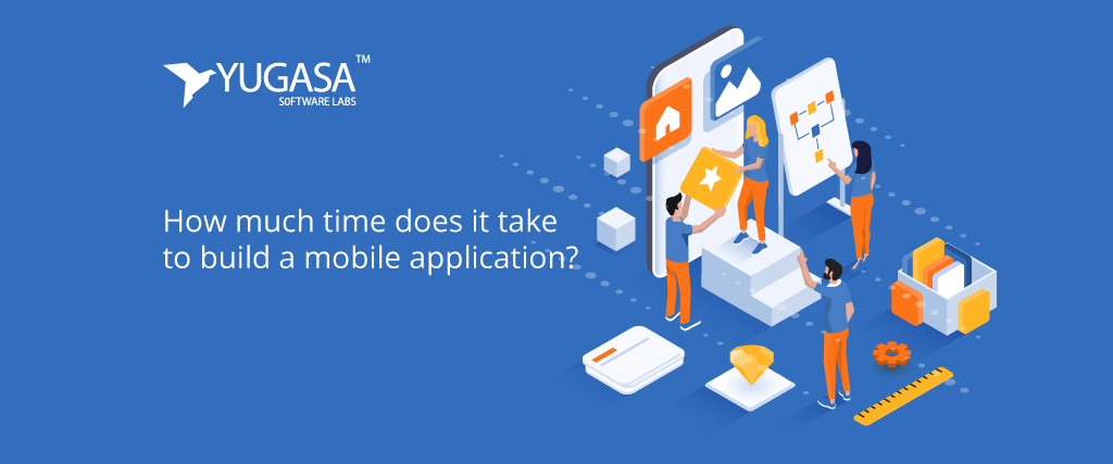 How much time does it take to build a mobile application