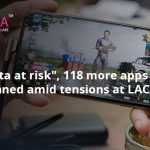 """User's Data at risk"", 118 more Chinese apps including PUBG banned amid tensions at LAC."