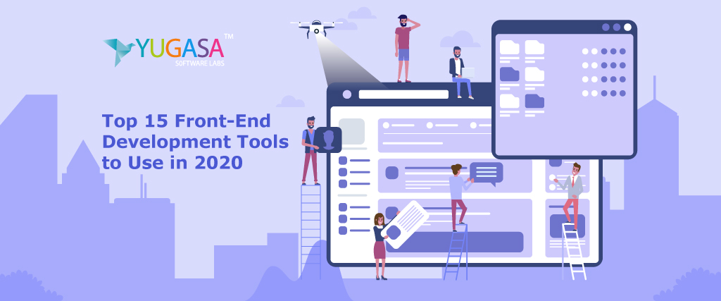 top 15 front end development tools to use in 2020