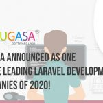 Yugasa announced as one of the leading Laravel Development Companies of 2020!