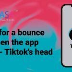Hoping for a bounce-back when the app returns – Tiktok's head