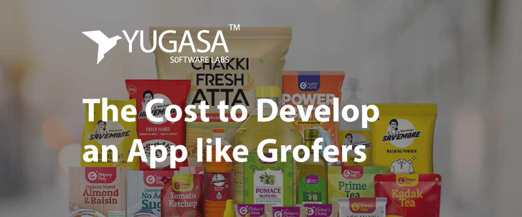 The Cost to Develop an App like Grofers
