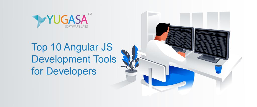Top 10 Angular JS Development Tools for Developers
