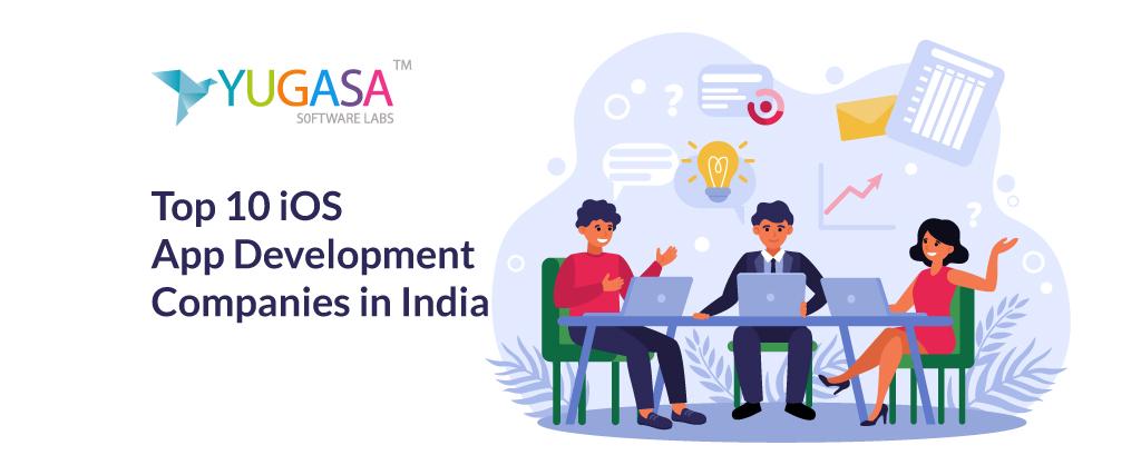 Top 10 IOS app development company in India