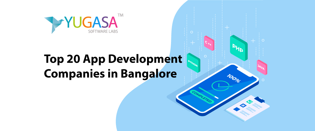 Top 20 App Development Companies in Bangalore