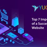 Top 7 Important Elements of a Successful Ecommerce Website