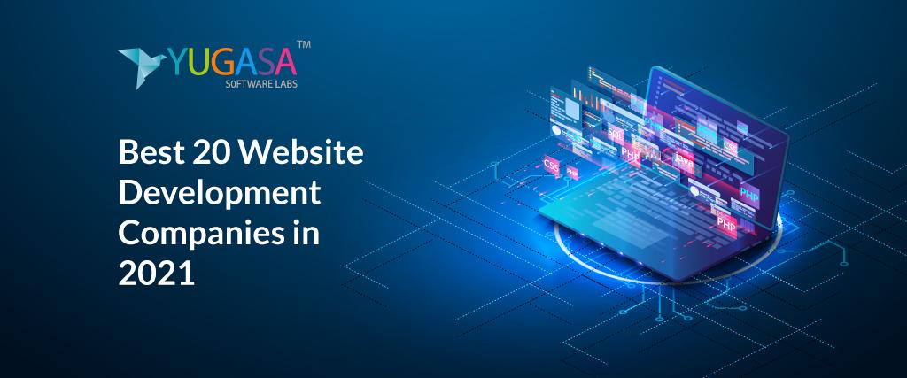 Best 20 Website Development Companies in 2021
