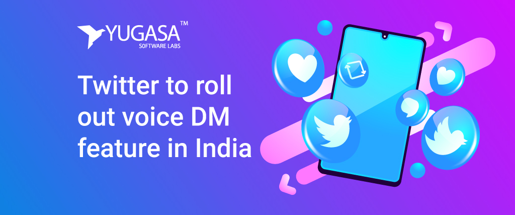 Twitter to roll out voice DM feature in India