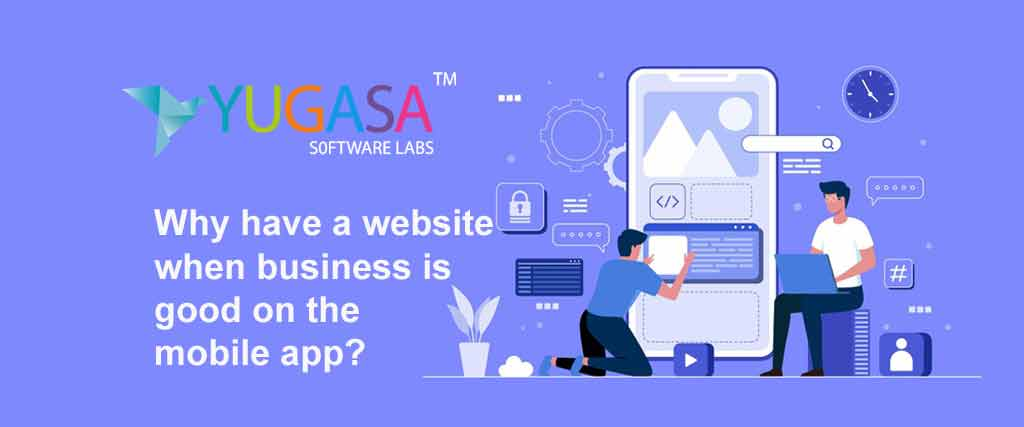 mobile app for business website business is good on the mobile app