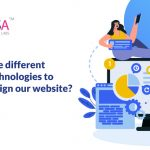 What are the different no-code technologies to help you design your website?