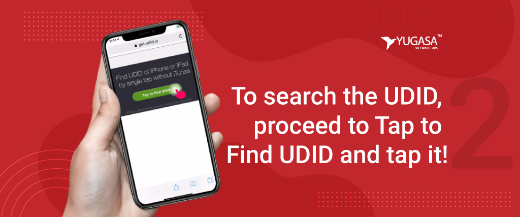 get your ios udid find your iphone in one click