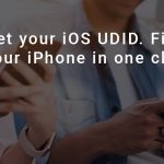 Get your iOS UDID. Find your iPhone in one click!