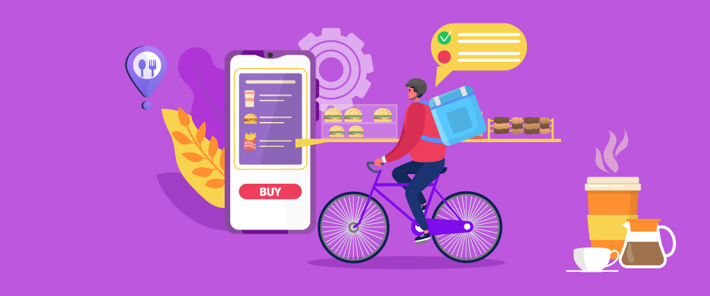 Top 10 Food Delivery App Development Companies to Partner within 2021